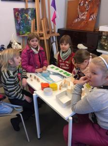 2. klass õppepäeval Tallinna Loomaaias