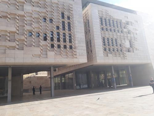 Parlamendi hoone Valletas