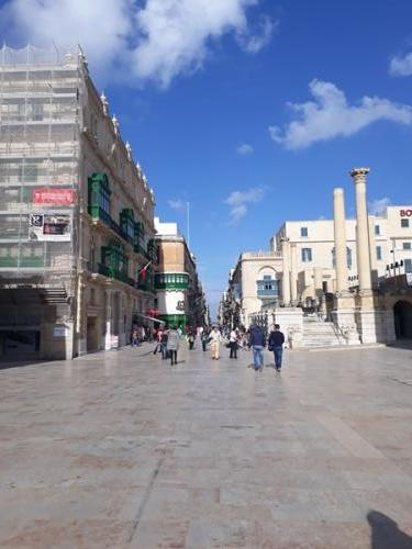 Valletta peatänav