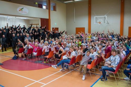 Eesti Rahvusmeeskoor (foto: RAMi Facebooki leht)